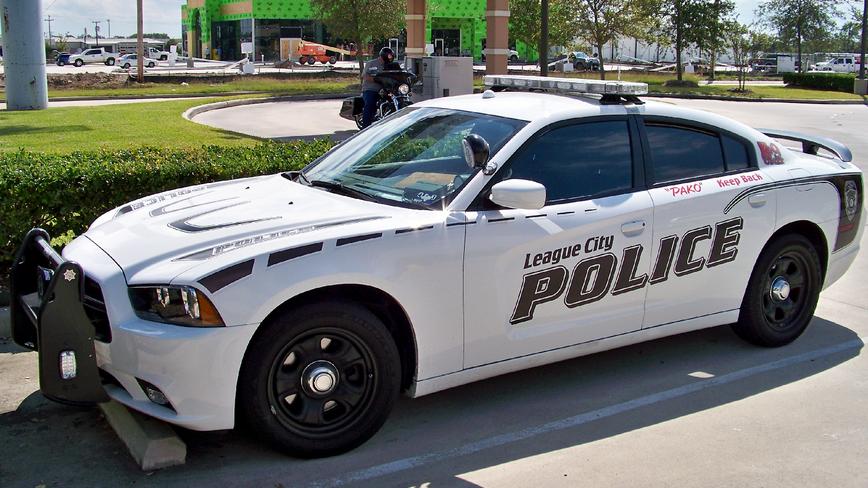 League-City-Police-Car