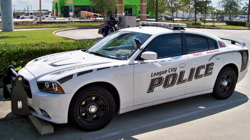 League-City-Police-Car
