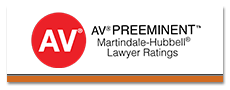 Rated as a preeminent criminal lawyer for DWI cases.